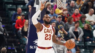 Colin Cowherd: LeBron James is the NBA's 'Best Uncle'