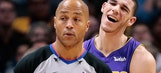 Nick Wright Explains Why the Key to Getting Lakers Pg Lonzo Ball Back on Track Is Magic Johnson