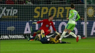 VfL Wolfsburg vs. RB Leipzig | 2017-18 Bundesliga Highlights