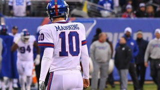 Cris Carter on the Giants: 'I guarantee there is no QB in college football better than Eli Manning for the Giants'