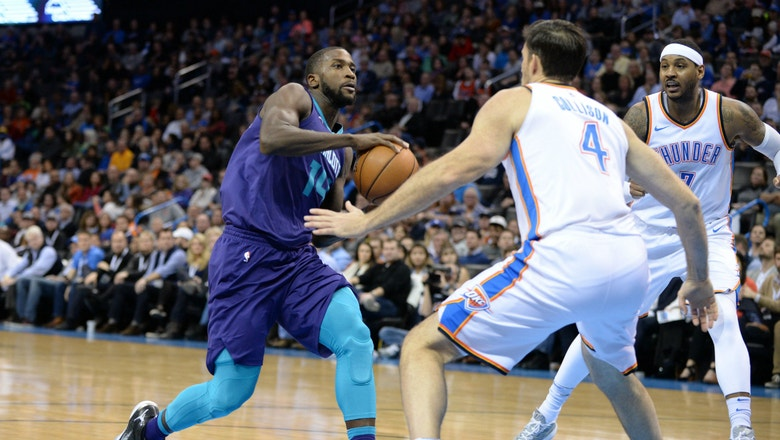 Hornets LIVE To GO: Hornets get second road win  with win over Thunder