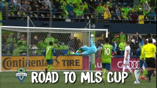 Road to 2017 MLS Cup: Seattle Sounders