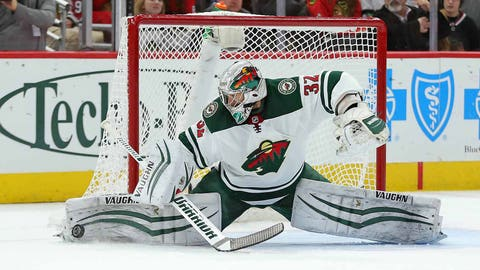 Alex Stalock, Wild goaltender (⬇ DOWN)
