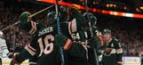 Playoff watch: Wild have opportunity to pull away