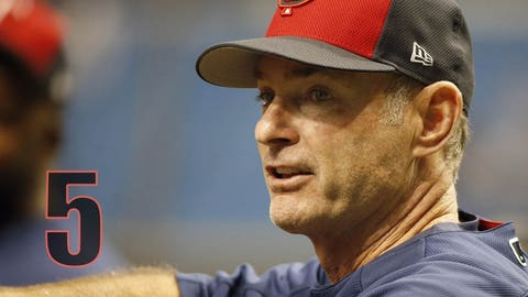 Paul Molitor wins American League Manager of the Year