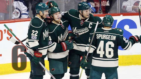 Wild set franchise record for wins and standings points