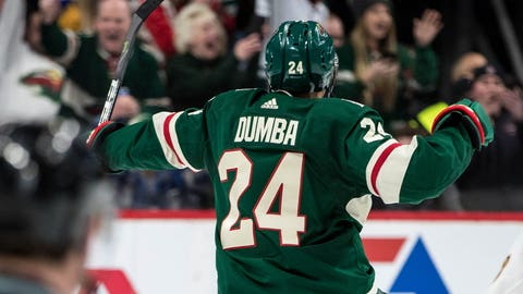 How about Matt Dumba?