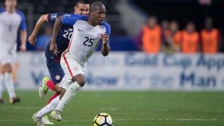 Atlanta United introduces new midfielder Darlington Nagbe