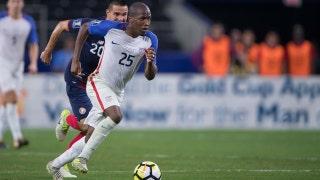 Atlanta United introduces new midfielder Darlington Nagbe