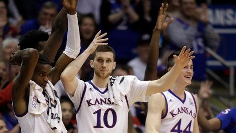Kansas 73, Nebraska 72 — Postgame Report Card