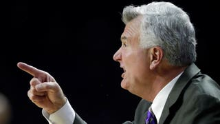 "Bruce Weber on Amaad Wainwright: ""He's slowly but surely getting more comfortable'"