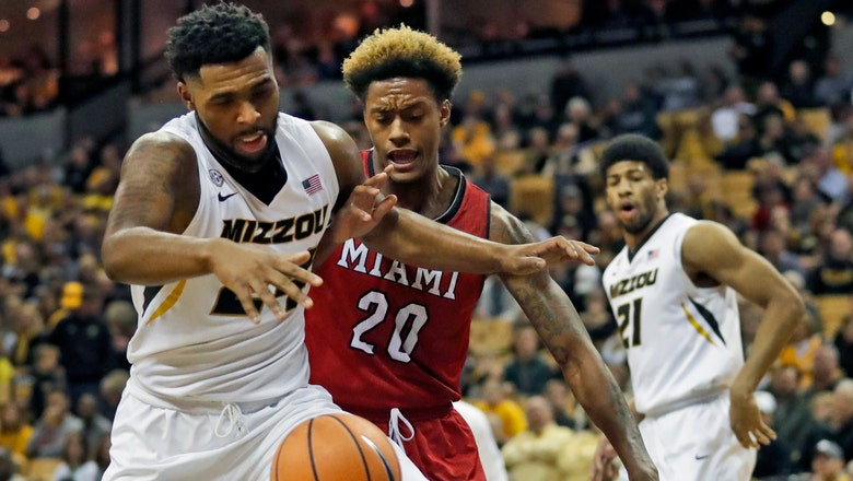 Puryear's big night leads Tigers to 71-50 win over Miami (OH)