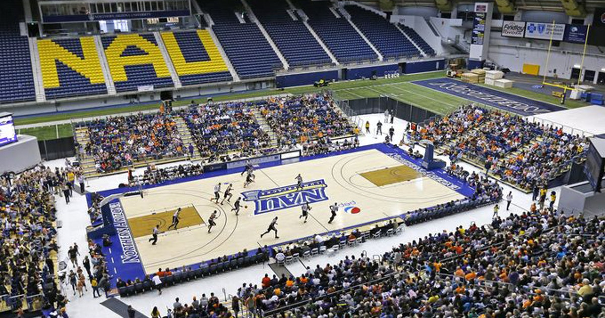 For Low Major Programs Like Nau Facilities Gap An Uphill Climb In College Hoops Fox Sports