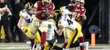 Pinstripe Bowl: AJ Dillon, Tommy Sweeney shine, but mistakes cost Boston College