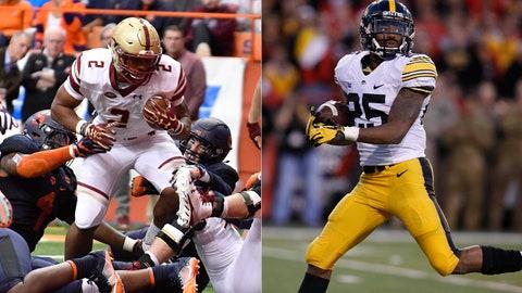 7. Pinstripe Bowl: Boston College-Iowa