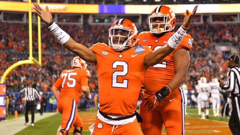 Kelly Bryant was ultra-efficient from start to finish