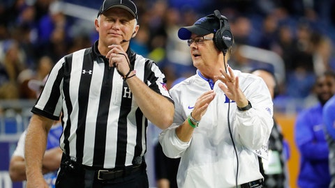 3. David Cutcliffe Continues To Set The Bar