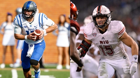 10. Quick Lane Bowl: Duke-Northern Illinois