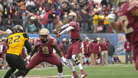 2. Is There A QB Battle Looming In Tallahassee?