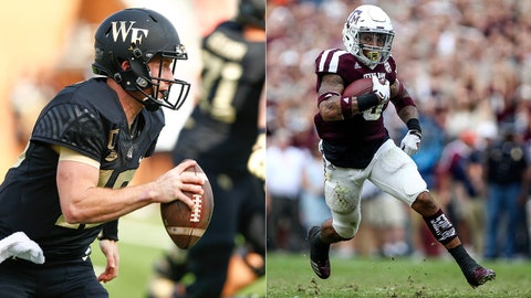 6. Belk Bowl: Wake Forest-Texas A&M