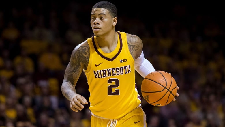 After suffering first loss of season, Gophers slide to No. 14