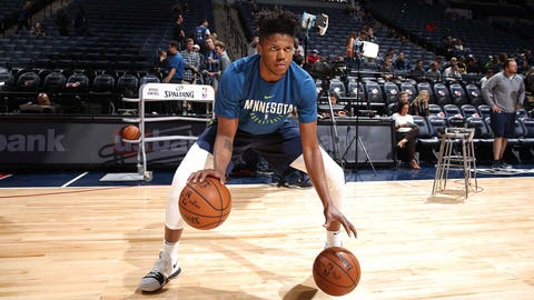 Butler, Timberwolves surge past Nuggets in OT