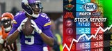Much-deserved applause for Vikings QB Bridgewater