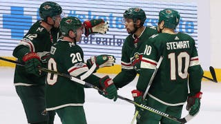WATCH: Wild's Dumba scores twice against Oilers