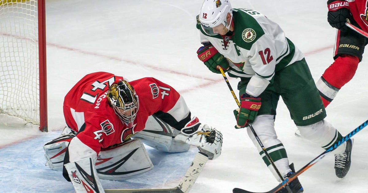 Preview: Wild at Senators