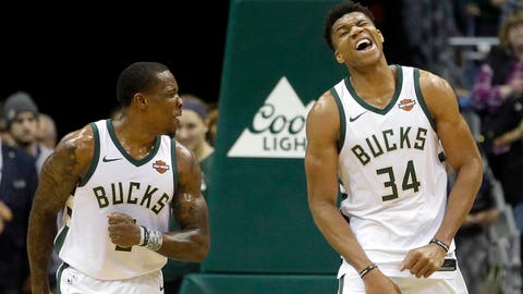 The Bucks' EKG (↑ UP)