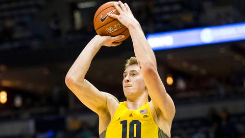 Sam Hauser, Marquette swingman (↑ UP)