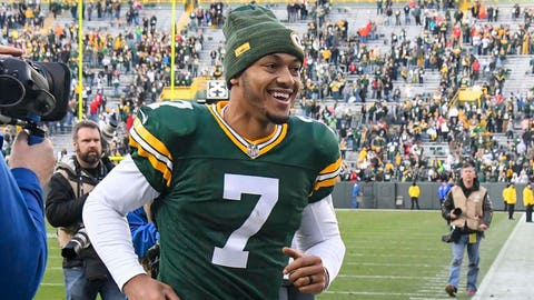Brett Hundley, Packers quarterback (⬇ DOWN)