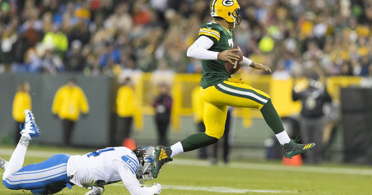 Packers look to avoid season sweep by Lions  2674c74ed