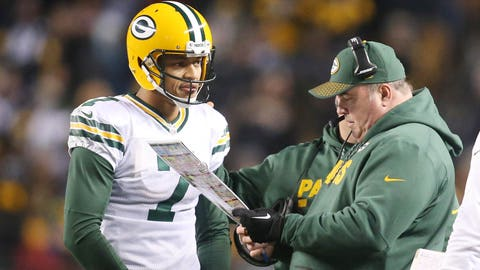 Matthews: We should've kept Aaron Rodgers off IR