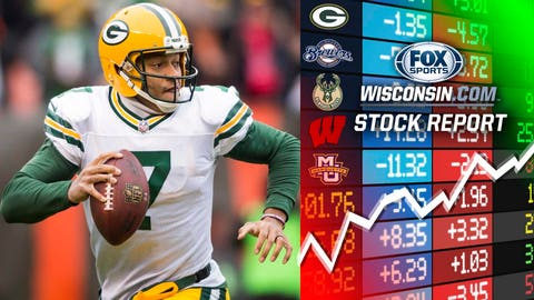Brett Hundley (↑ UP)