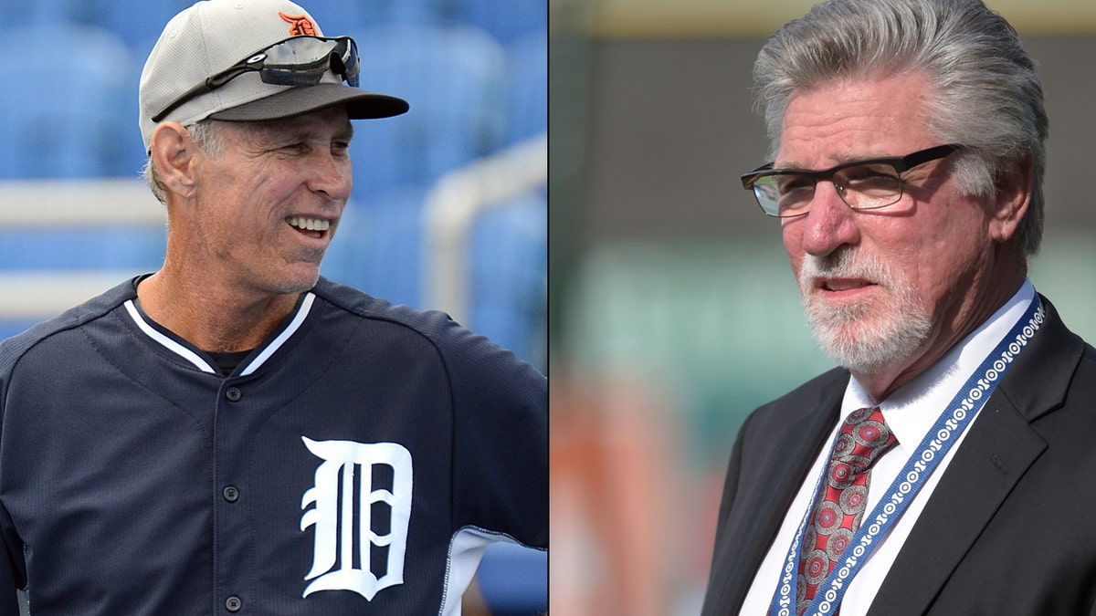 Tigers greats Trammell, Morris headed to Cooperstown