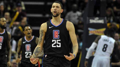 Clippers F could return Friday vs. Lakers