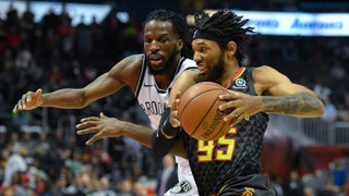 Hawks LIVE To GO: Nets' 3rd-quarter run zaps Hawks