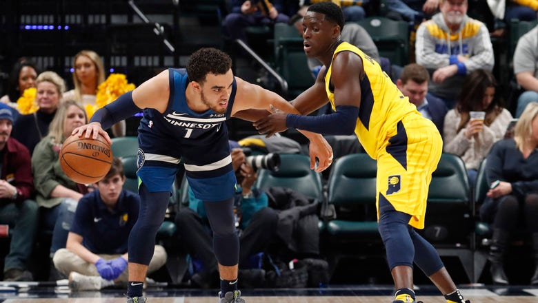 Preview: Wolves vs. Pacers