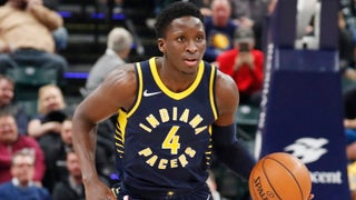 Victor Oladipo on going up against elite defenders: 'It's something new every night'