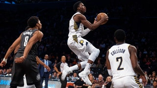 HIGHLIGHTS: Pacers score 109 points in win over Nets