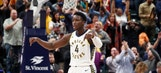 Oladipo: 'It took us until the fourth quarter to do it, but we did it'