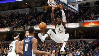 WATCH: Oladipo leads a Pacers comeback win over Nuggets