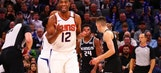 Suns go cold in second half, drop fourth straight