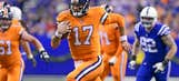 Osweiler's strong relief appearance leads Broncos past Colts