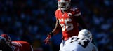 Chiefs' career tackles leader LB Derrick Johnson set to become free agent