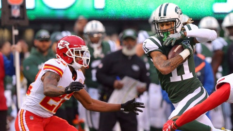 Chiefs head coach Andy Reid suspends Marcus Peters for incident at Jets game
