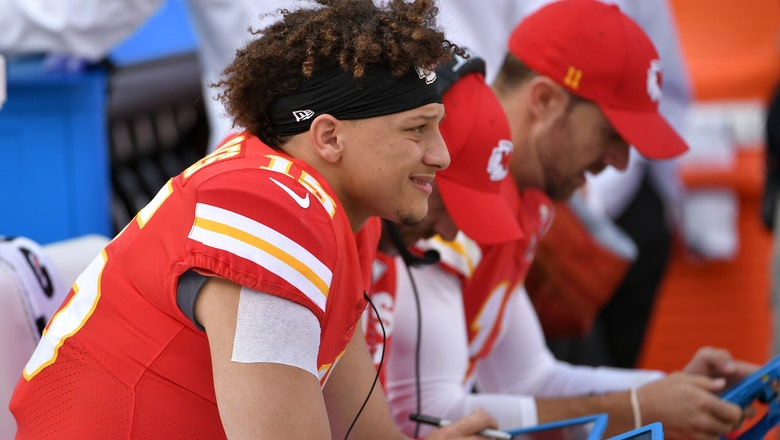Chiefs adjust to life with Mahomes leading the way
