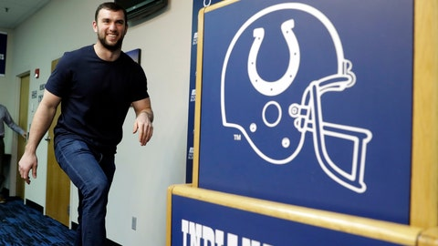 Andrew Luck doesn't think he needs another surgery