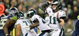 NFC powers square off in Eagles-Rams matchup